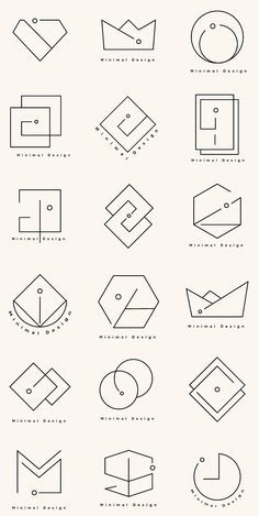 Get beautiful free and premium royalty-free minimal logos vectors as well as stock photos, PSD, mockups, and illustratio Luxury Logo Design, Minimal Logo Design, Fitness Logo, Gaming Logo, Circle Logo Design, Web Design Logo, Identity Design, Brand Identity, Logo Minimalista