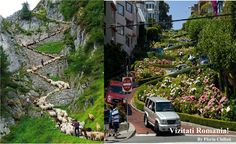 Vizitati Romania! Lombard Street de Romania vs - Lombard Street San Francisco, California