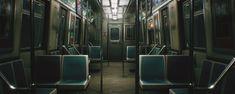 ArtStation - CCA Subway Train (UE4), Clinton Crumpler