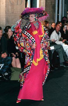 John Galliano for Christian Dior Fall Winter 1998 Haute Couture