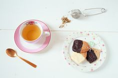 Tea Bag Cookies - recipe on https://chezannesusan.wordpress.com/
