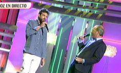 Juan Miguel Soto canta con su hijo Marcos 20.05.12  http://www.telecinco.es/quetiempotanfeliz/actuaciones/Juan-Miguel-Soto-canta-Marcos_3_1617468296.html