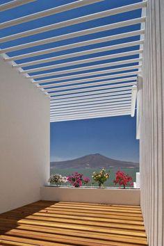 Holiday retreat located on the edge of Lake Chapala in San JuanCosala, Jalisco, Mexico