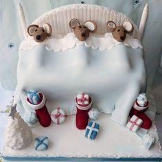 christmas cake Inspirations 6