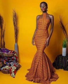 Women's African Clothing/ African Gown/ Bridesmaids Gown/ Wedding Guest Gown/ Prom Gown/ Part. African Fashion trends Women's African Clothing/ African Gown/ Bridesmaids Gown/ Wedding Guest Gown/ Prom Gown/ Part. African Formal Dress, African Prom Dresses, African Wedding Dress, African Dresses For Women, African Attire, African Wear, Modern African Dresses, African Outfits, Short Dresses