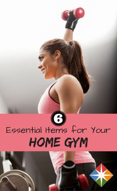 You need these 6 budget-friendly fitness items for your home--then you can have your own home gym and workout whenever you want to!