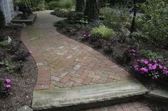 old stone brick gardens | Hardscape Photo Gallery | NJ Hardscape, Walkways, Patios Contractor