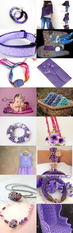 Between blue and red by Gabbie on Etsy