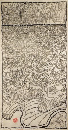 Pierre Alechinsky. Tachisme, Abstract Expressionism, Abstract Art, Art Pierre, Scribble Art, Time Painting, Art Brut, Amazing Drawings, Paisajes