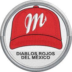 0f2bb64a0 Diablos Rojos del Mexico hat - baseball cap - sports logo - uniform - Liga  Mexicana de Béisbol - Minor League Baseball - MiLB - Created by John Majka