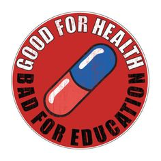 Vinyl Stickers, Full Color Print and Cut - Out Decals Akira Good For Health Bad For Education Pill Logo Vinyl Sticker - Akira Good For Health Bad For Education Pill Logo Vinyl Sticker Jellyfish Kids, Colorful Jellyfish, Akira Anime, Ocean Theme Crafts, Social Projects, Art N Craft, Puzzles For Kids, Print And Cut, Character Art