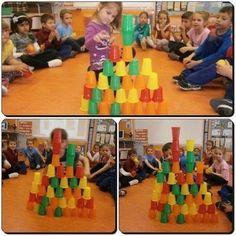 30 Gross-Motor Activity Ideas - Aluno On Gross Motor Activities, Gross Motor Skills, Educational Activities, Learning Activities, Preschool Activities, Math Games, Fun Games, Games For Kids, Kindergarten