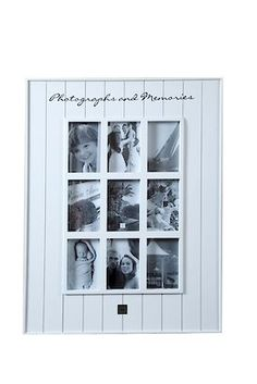 PHOTOGRAPHS AND MEMORIES PHOTOFRAME