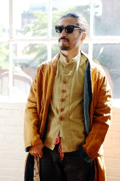 Visvim's Hiroki Nakamura. Pinning made easy! http://www.pinny.co Pin any photo in any website with a click.