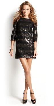 Love this Ali Ro dress for the holiday season ... perfect for Christmas Eve!