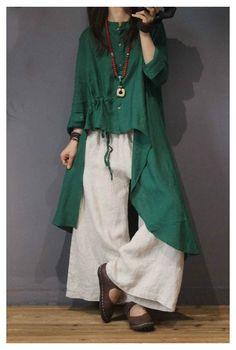 Iranian Women Fashion, Korean Fashion Trends, Look Fashion, Fashion Outfits, Fashion Design, Street Fashion, Korean Blouse, Fashion Drawing Dresses, Wrap Shirt