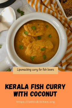 Kerala fish curry is so special one for any fish lovers. This fish curry tastes great when eaten the next day.Serve the curry with rice. Easy Chinese Recipes, Indian Food Recipes, Ethnic Recipes, Kerala Recipes, Curry Recipes, Seafood Recipes, Cooking Recipes, Drink Recipes, Kerala Fish Curry