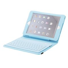 Case with Keyboard for iPad mini 3, iPad mini 2, iPad mini (Assorted Colors) – AUD $ 70.06