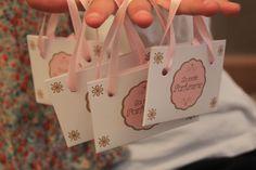 Les sacs de la Petite Parfumerie