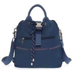MANDARINA DUCK Zaino Backpack UTILITY HVT18 Dark Denim