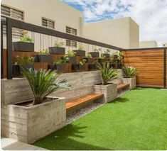 Rooftop Terrace Design, Terrace Decor, Terrace Garden Design, Small Garden Design, Rooftop Garden, Small Backyard Gardens, Backyard Pool Designs, Small Backyard Landscaping, Modern Backyard
