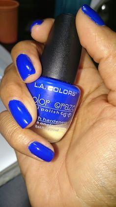 L.A. Colors- Navy