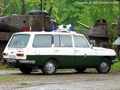 W 353 FSt der Volkspolizei