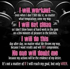 Fitspiration, motivation, fit, quote