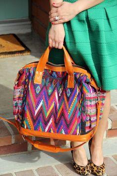 Nena & Co. Daybag II   my love for her bags run deep.