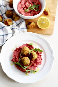 Eat Seasonal: Hummus mit Roten Rüben | provinzkindchen | by hannah | Bloglovin'