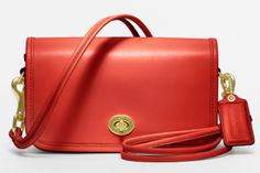 The new #Coach bags are pretty sweet. #vintage #purse