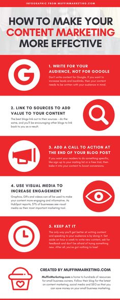 4 Reasons to Invest in Content Marketing & How to Create an Effective Strategy [Infographic] Marketing Approach, Content Marketing Strategy, Social Marketing, Marketing Plan, Business Marketing, Internet Marketing, Media Marketing, Online Marketing, Business Tips