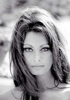 Sophia Loren:  born Sofia Villani Scicolone   (September 20, 1934) is an Italian actress. #SophiaLoren