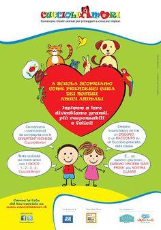 Amici della Scuola: CSE ITALIA, AIVPA (Associazione Italiana Veterinar...