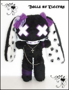Pet Bunny by dollsbyelectra
