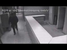 Captan cámaras de seguridad el momento de la fuga del Chapo Guzman