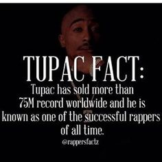 #tupac #fact #2pac the #goat #hiphop #rap #legend tag a friend !!! #justice #makaveli