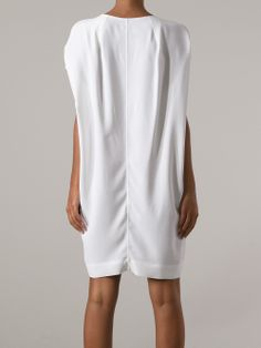 Rick Owens Short Sleeve Dress - Eraldo - Farfetch.com.br