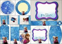 Resultado de imagen para candy bar frozen disney