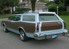 1977 Mercury Villager Wagon
