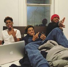 Dillyn Troy , Lucas Coly , & Will