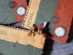 Libretas hechas a mano para regalos a clientes, para obsequiar en simposios, conferencias y seminarios.