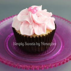 Pretty in Pink:  Mother's Day Cupcake
