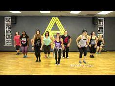 """Samurai"" (Tiesto Remix) R3hab, Dance Fitness choreography by REFIT® Revolution - YouTube"