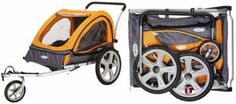 InStep Quick N EZ Double Bicycle Trailer Reviews
