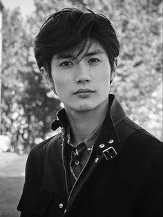 Haruma Miura, Japanese Men, Samurai, Actors, Movies, Peace, Spring, Men, Black And White