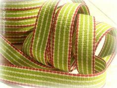Lint - Stripe Green