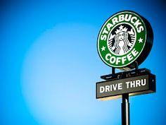 Starbucks. Daily <3