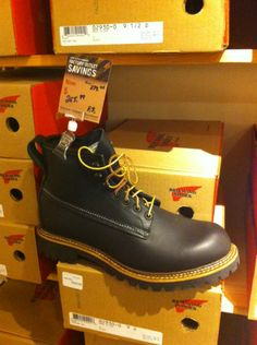 Red Wing Boots and Shoes - Overstock items and factory seconds at ...