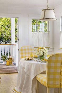 Yellow Cottage, Rose Cottage, Cottage Style, Gazebos, Estilo Shabby Chic, Yellow Houses, Romantic Homes, Romantic Cottage, Scandi Style